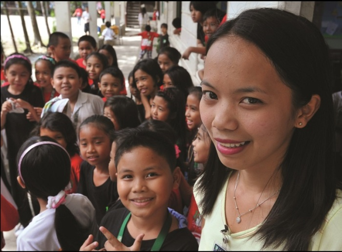 Janice Macalisang – an amazing, inspiring Vittana student in the Philippines